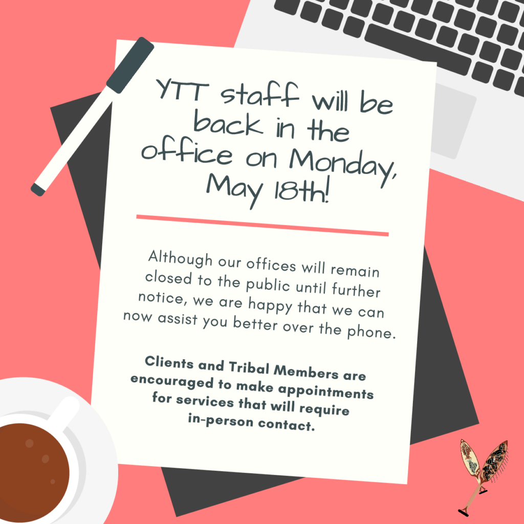 ytt to resume regular business hours on May 18, 2020