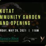 Yakutat Community Garden Grand Opening