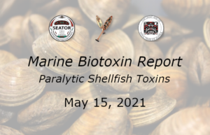 Read more about the article SOUTHEAST ALASKA MARINE BIOTOXIN REPORT | MAY 15, 2021