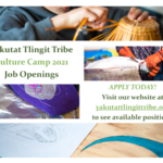 YTT Culture Camp 2021 Job Openings. APPLY TODAY!