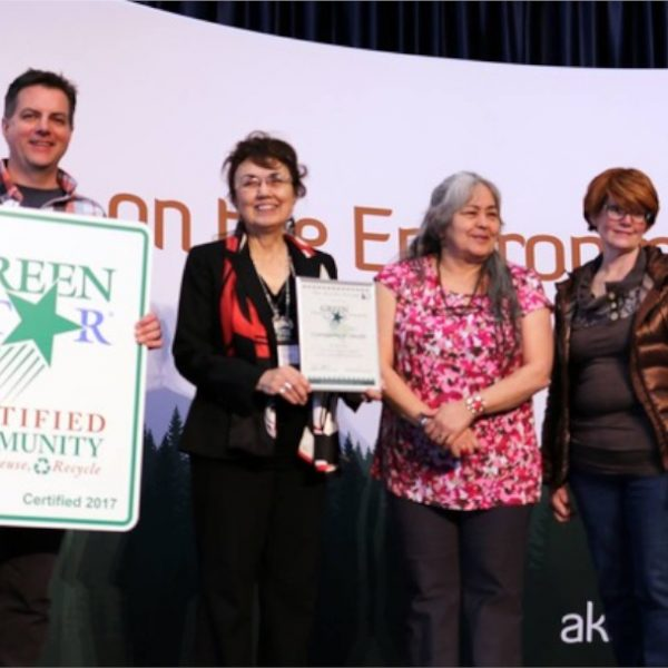 Green Star award 2.2017